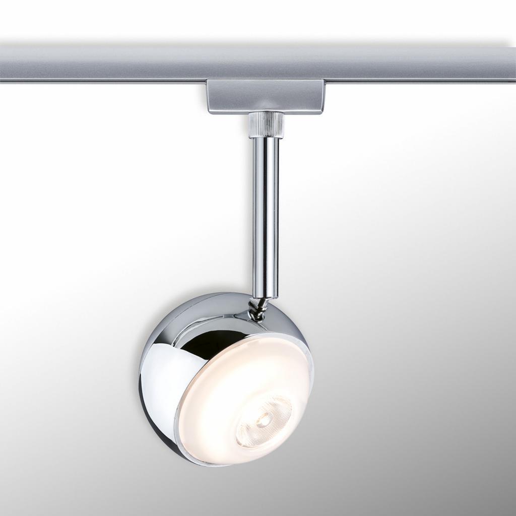 Produktové foto Paulmann Paulmann URail Capsule LED bodovka v chromu, 6,5W