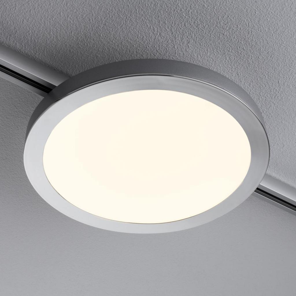 Produktové foto Paulmann Paulmann URail Spin LED-panel v matném chromu