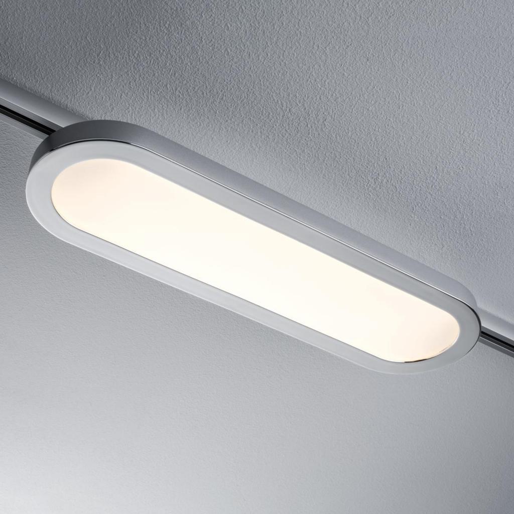 Produktové foto Paulmann Paulmann URail Board LED panel v matném chromu