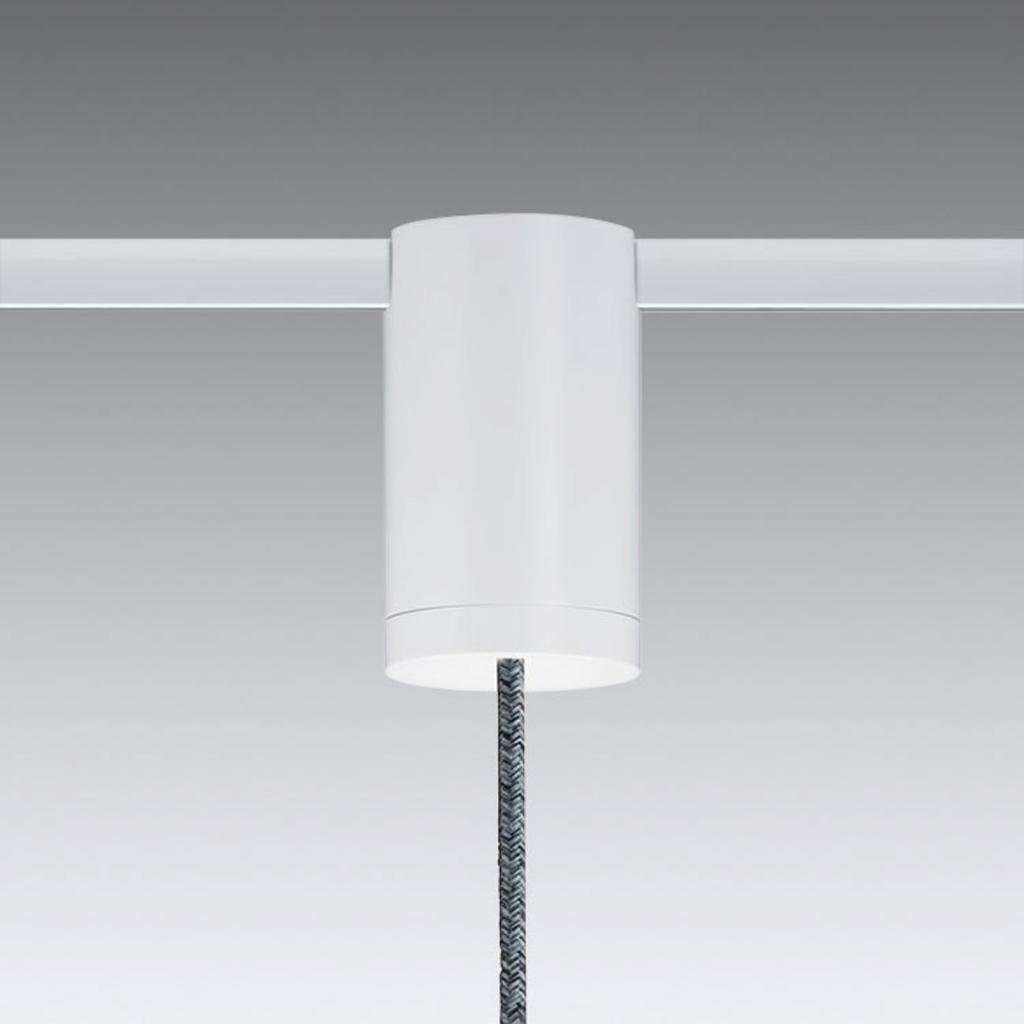 Produktové foto Paulmann Flex závěsný adaptér pro lištový systém URail bílý