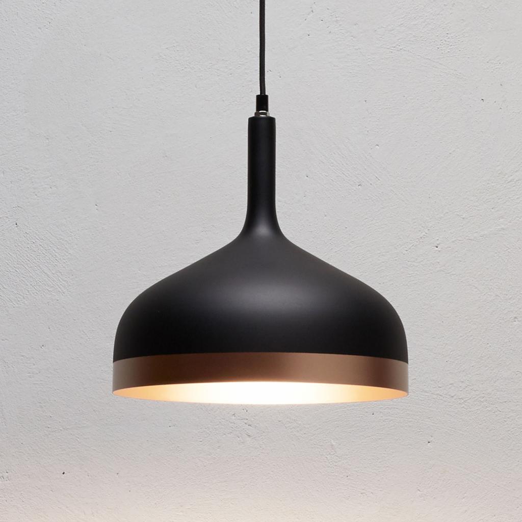 Produktové foto Paulmann Paulmann Embla závěsné světlo černé