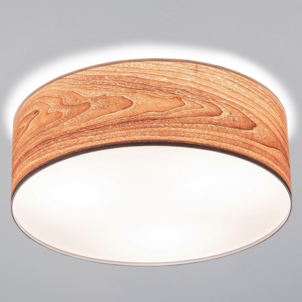 Produktové foto Paulmann Paulmann Liska stropní světlo s dřevěným stínidlem