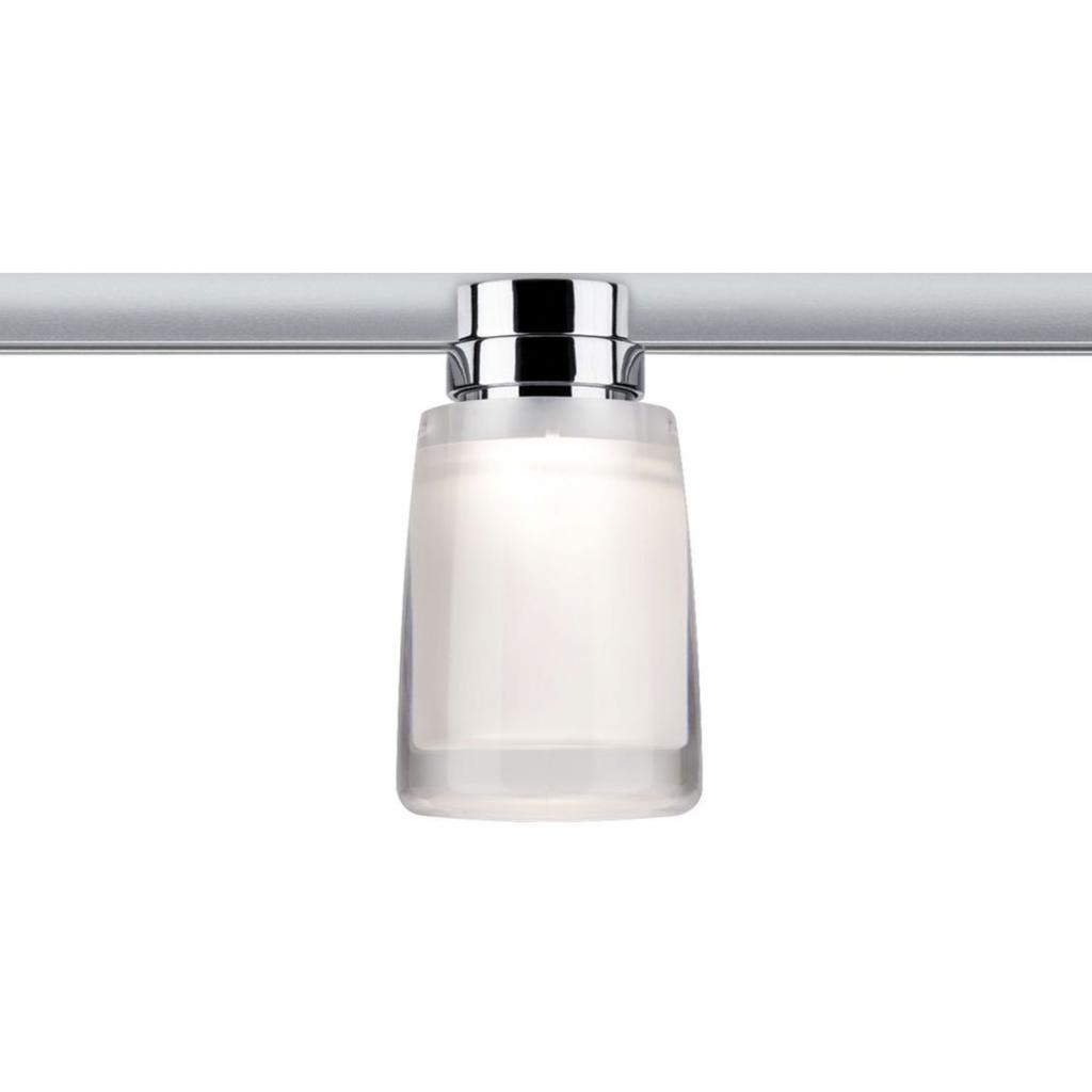 Produktové foto Paulmann Paulmann URail Safira LED bodovka stínidlo akryl