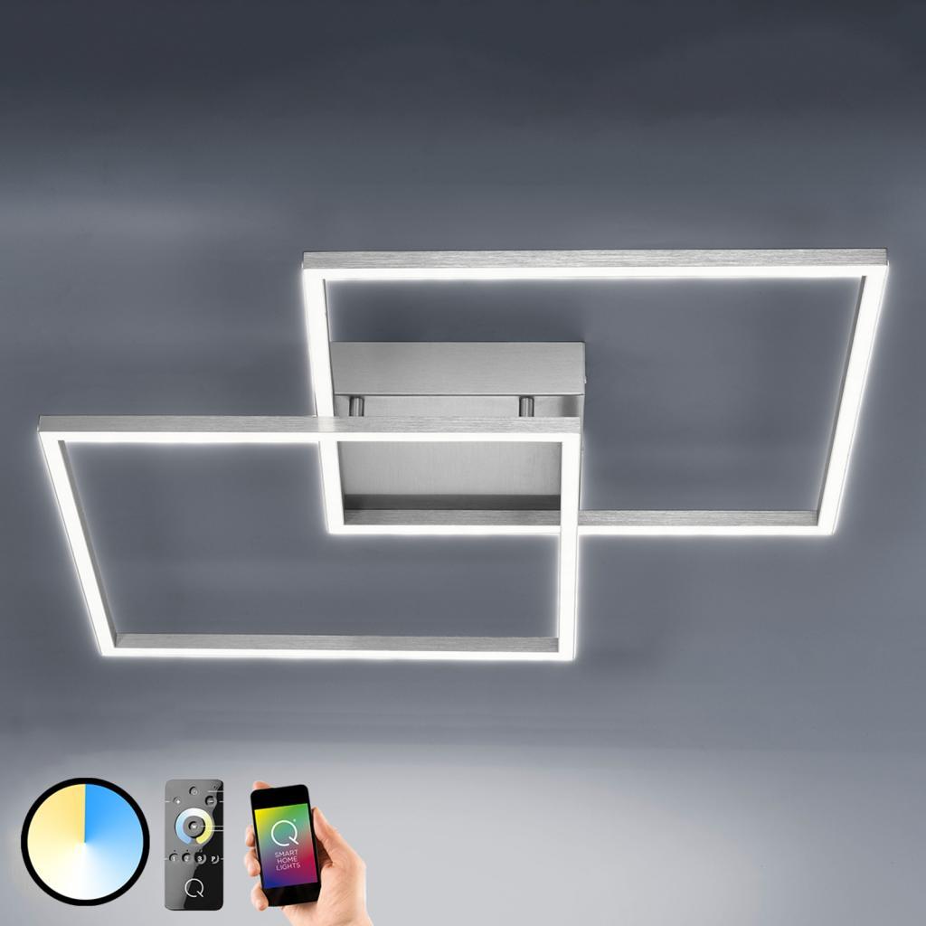 Produktové foto Q-SMART-HOME Paul Neuhaus Q-INIGO stropní LED světlo, 53cm