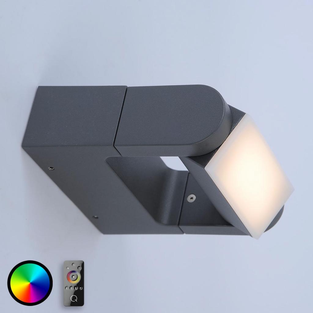Produktové foto Q-SMART-HOME Paul Neuhaus Q-ALBERT venkovní světlo, antracit