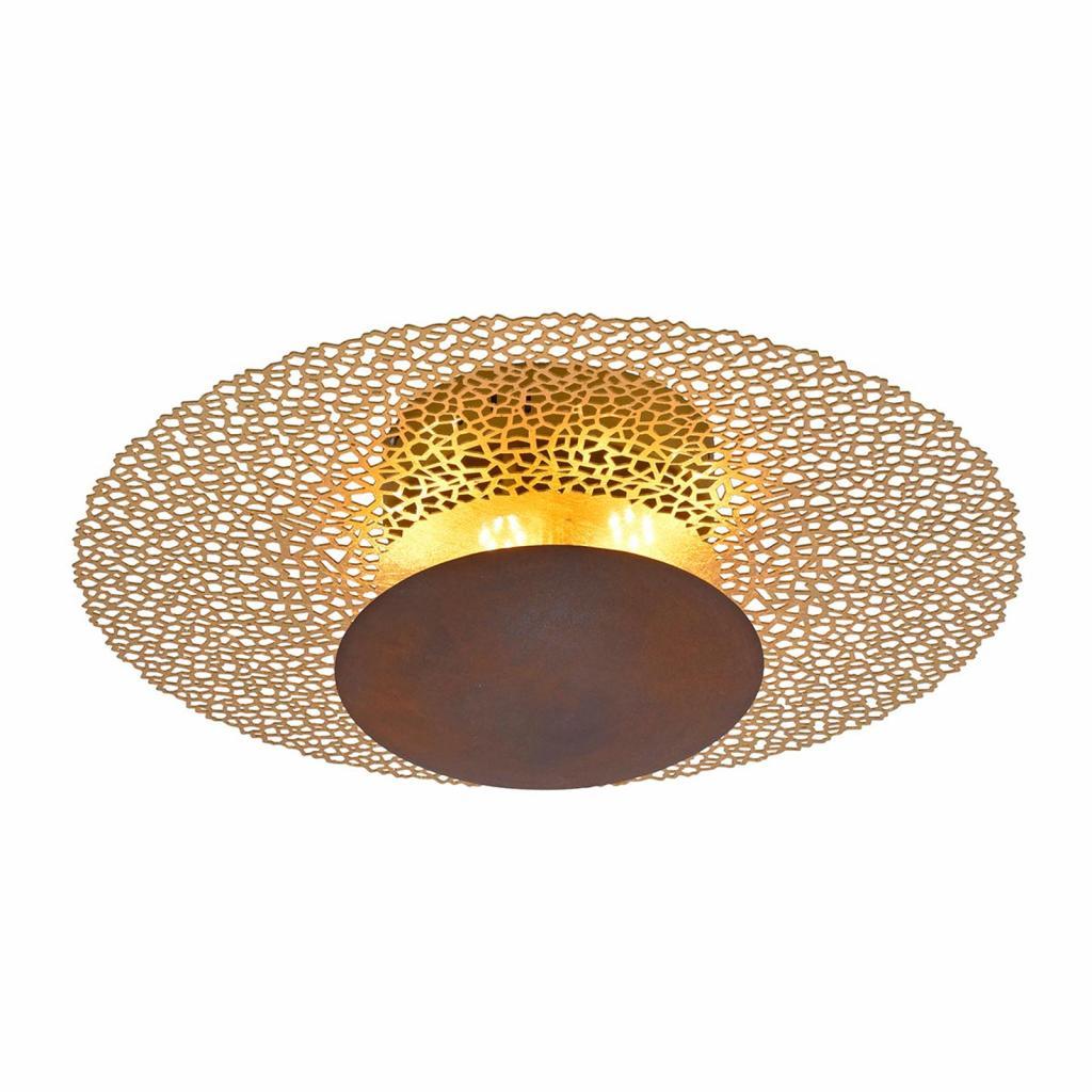 Produktové foto Paul Neuhaus Stropní LED světlo Nevis, kulaté, Ø 45cm