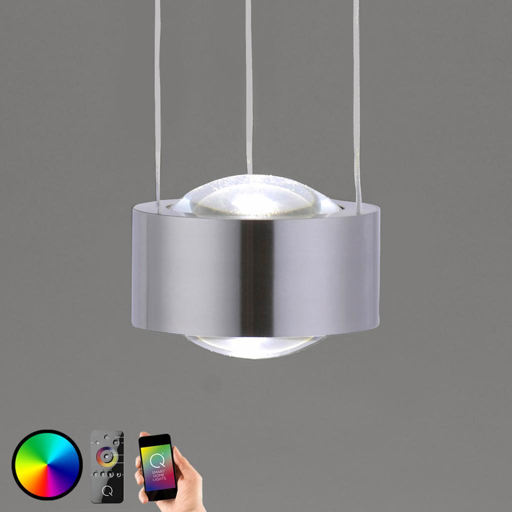 Produktové foto Q-SMART-HOME Paul Neuhaus Q-LENS závěsné světlo, ZigBee