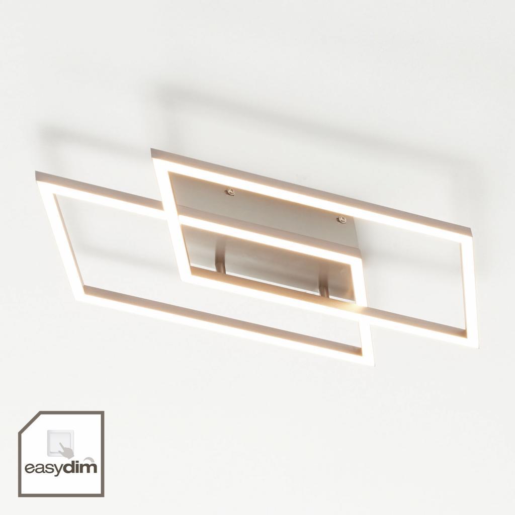 Produktové foto Paul Neuhaus Stropní svítidlo se 2 světly Inigo délka 53,8cm