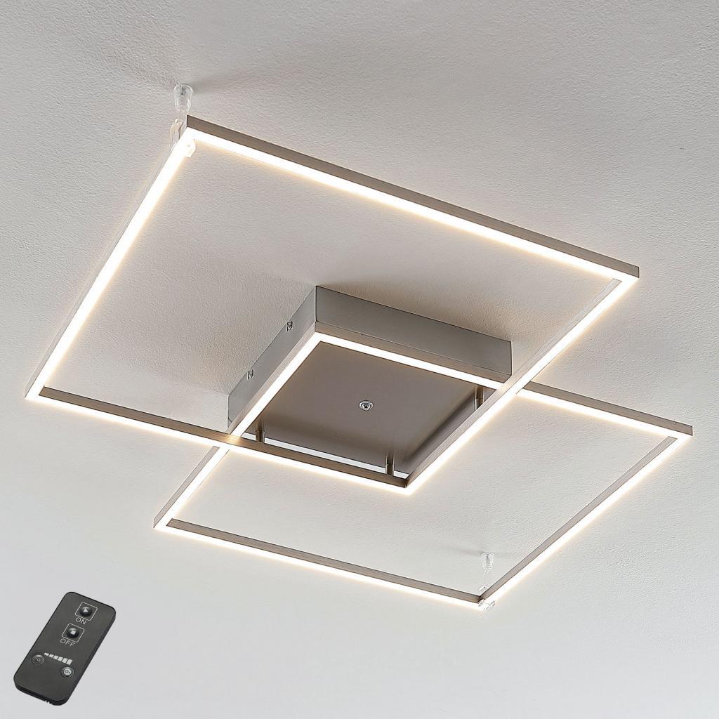 Produktové foto Lucande Stropní LED svítidlo Mirac, 67,7cm