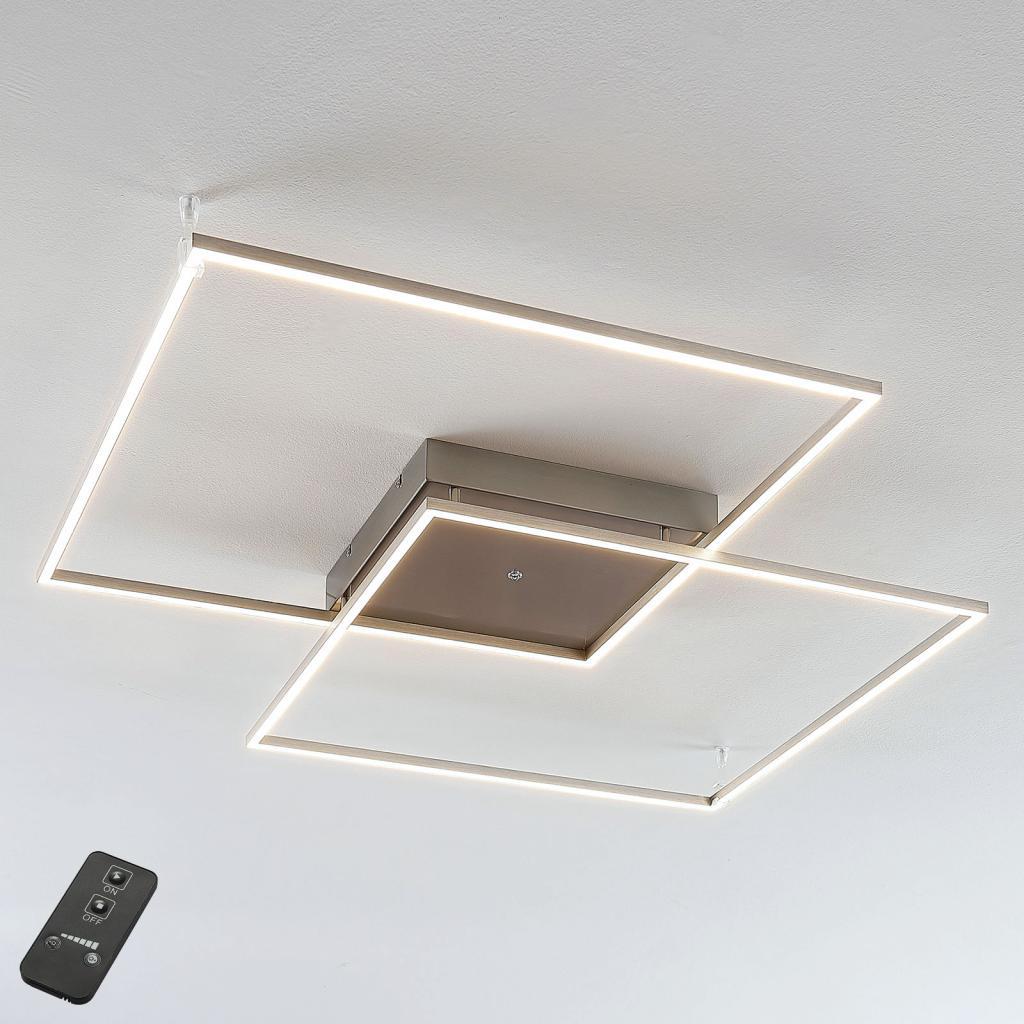 Produktové foto Lucande LED stropní svítidlo Mirac 90,2 cm
