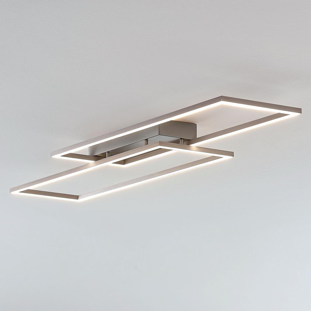 Produktové foto Lucande LED svítidlo Quadra, 2zdroje, 83,6 cm