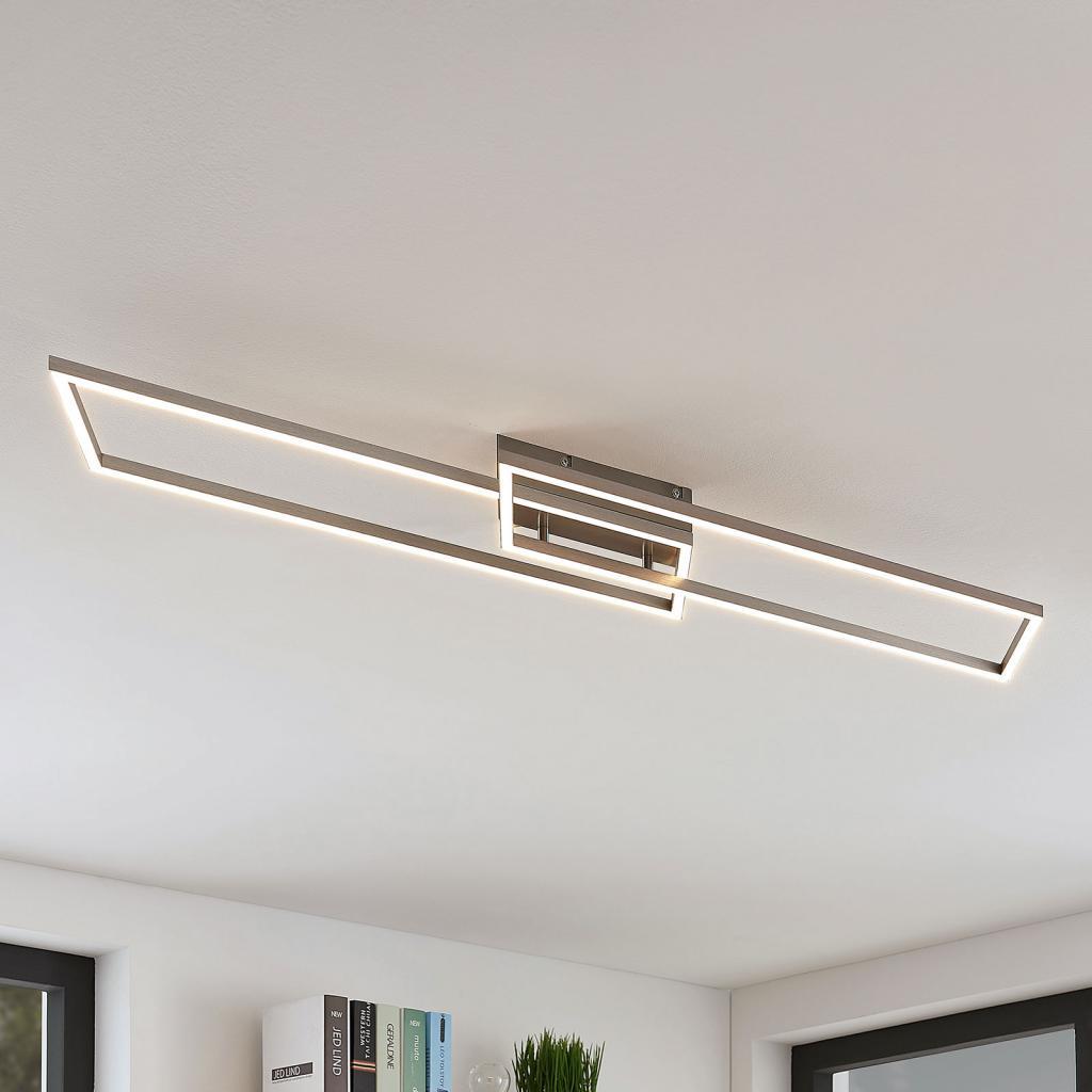 Produktové foto Lucande LED svítidlo Quadra, 2zdroje, 113,2cm
