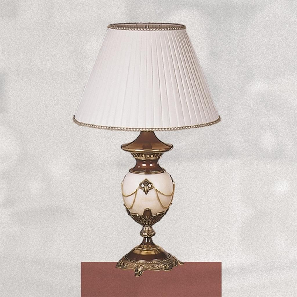 Produktové foto RIPERLamP Vysoce dekorativní stolní lampa PRESTIGE 66 cm