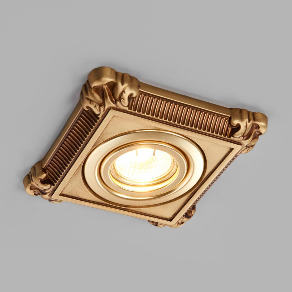 Produktové foto RIPERLamP Velkolepé podhledové bodové svítidlo ZOA