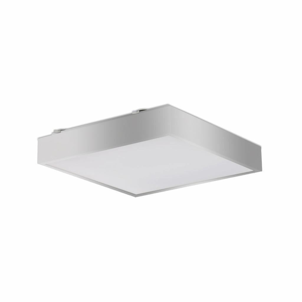 Produktové foto Ridi Q4 - LED stropní svítidlo stříbrné DALI