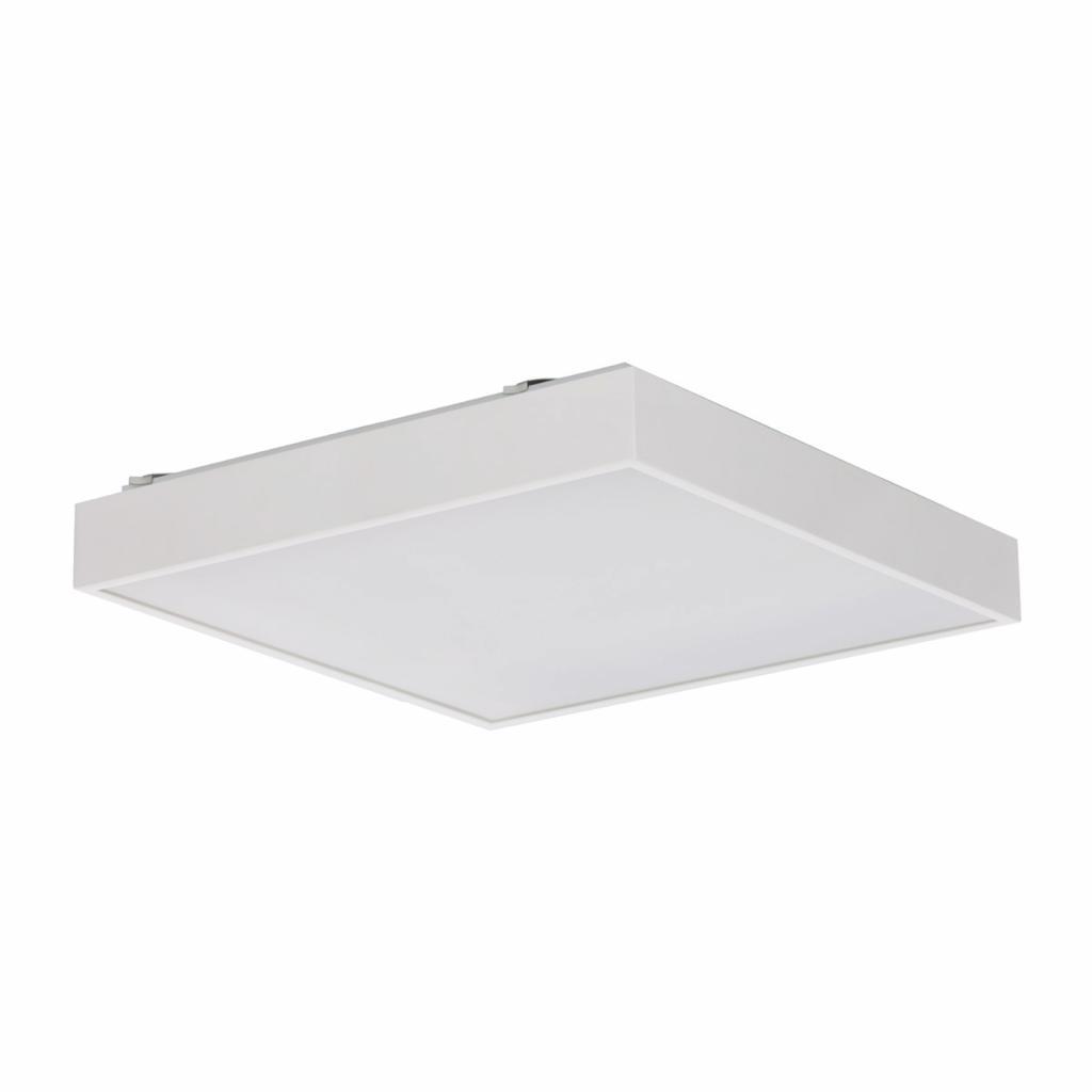 Produktové foto Ridi Čtvercové LED stropní svítidlo Q5 bílé EVG