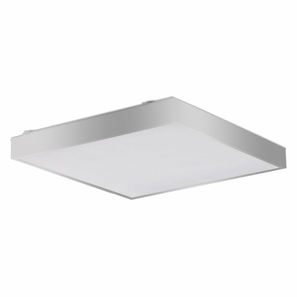 Produktové foto Ridi Úsporné LED stropní svítidlo Q6 stříbrné EVG