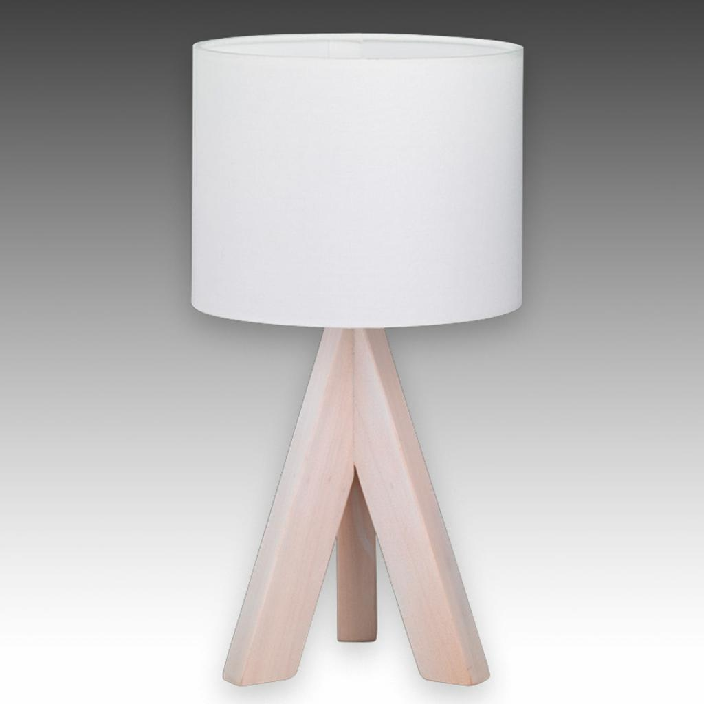 Produktové foto Reality Leuchten Třínohá stolní lampa Ging