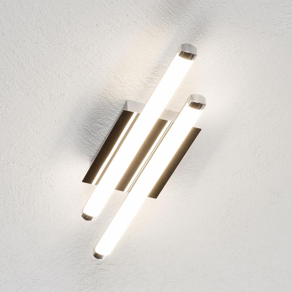 Produktové foto Reality Leuchten LED stropní svítidlo Street 2zdrojové