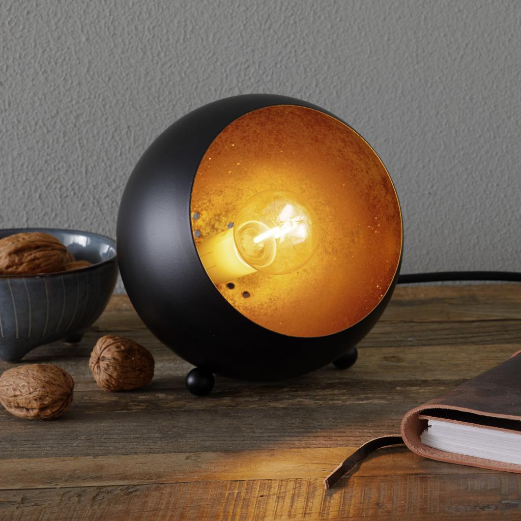 Produktové foto Reality Leuchten Stolní lampa Billy ve dvoubarevném ztvárnění