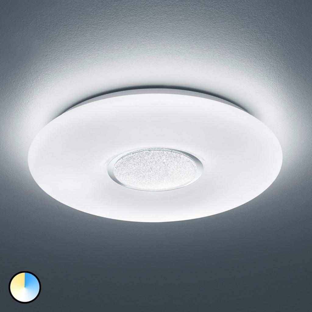 Produktové foto Reality Leuchten LED stropní svítidlo Akina s dálkovým ovládáním