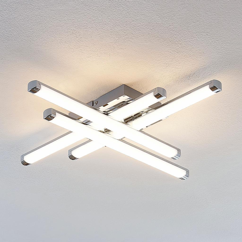 Produktové foto Lindby Stropní LED svítidlo Tilo moderního vzhledu