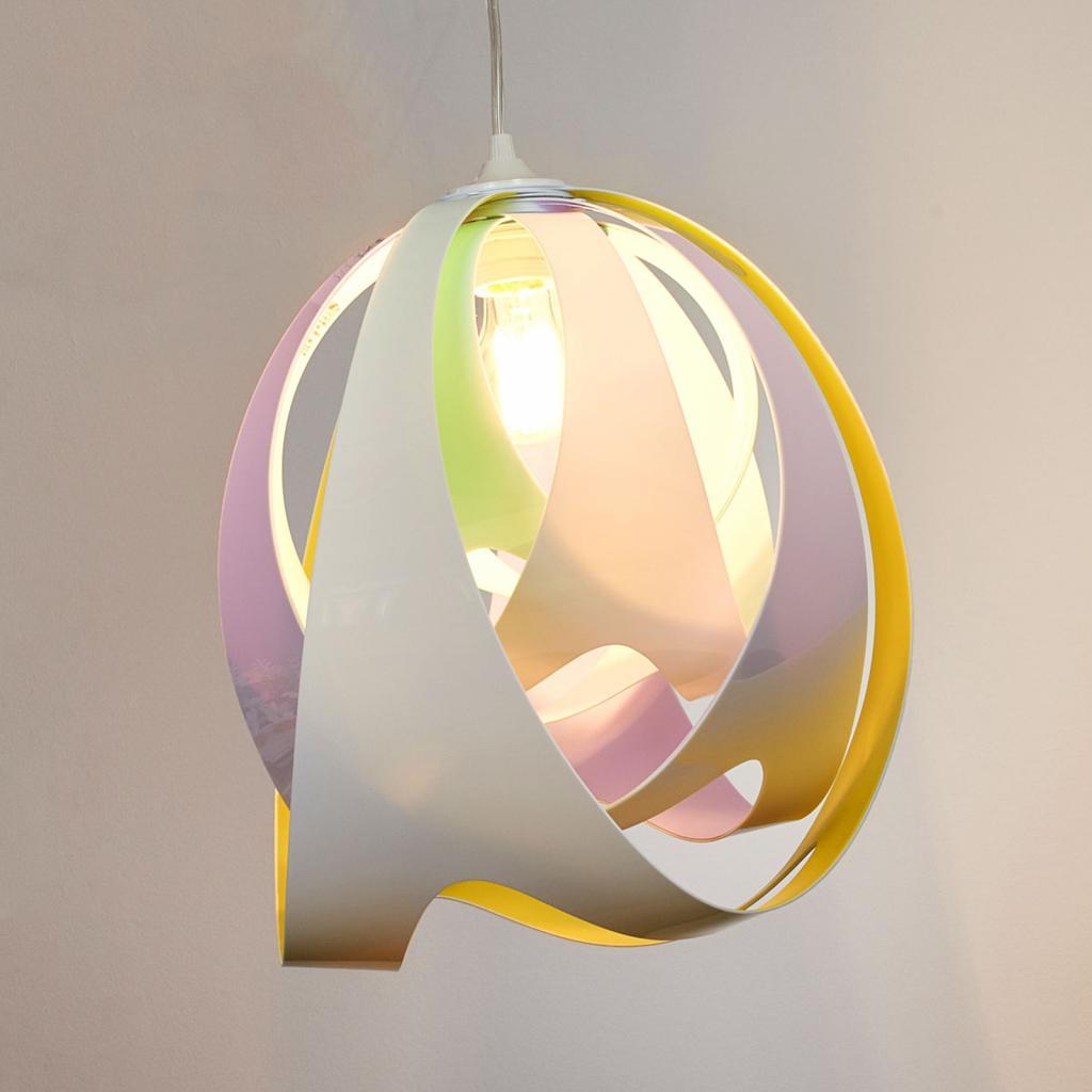 Produktové foto Slamp Slamp Goccia di Luce, závěsné světlo, vícebarvené
