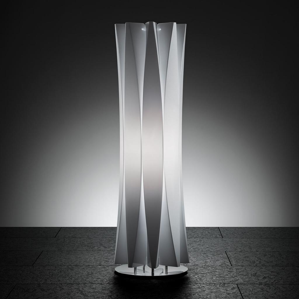 Produktové foto Slamp Slamp Bach stolní lampa, výška 73 cm, bílá