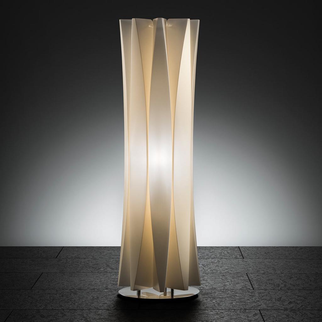 Produktové foto Slamp Slamp Bach stolní lampa, výška 73 cm, zlatá