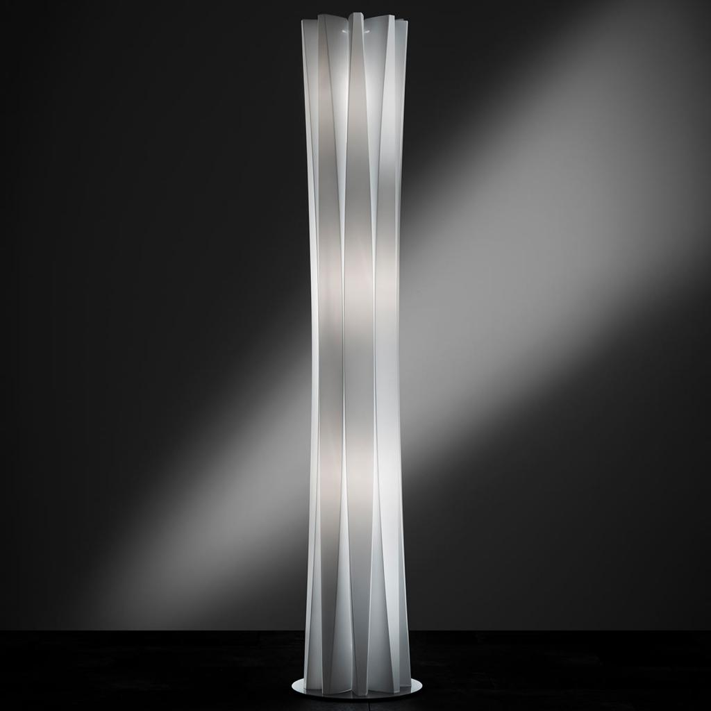 Produktové foto Slamp Slamp Bach stojací lampa, výška 161 cm, bílá