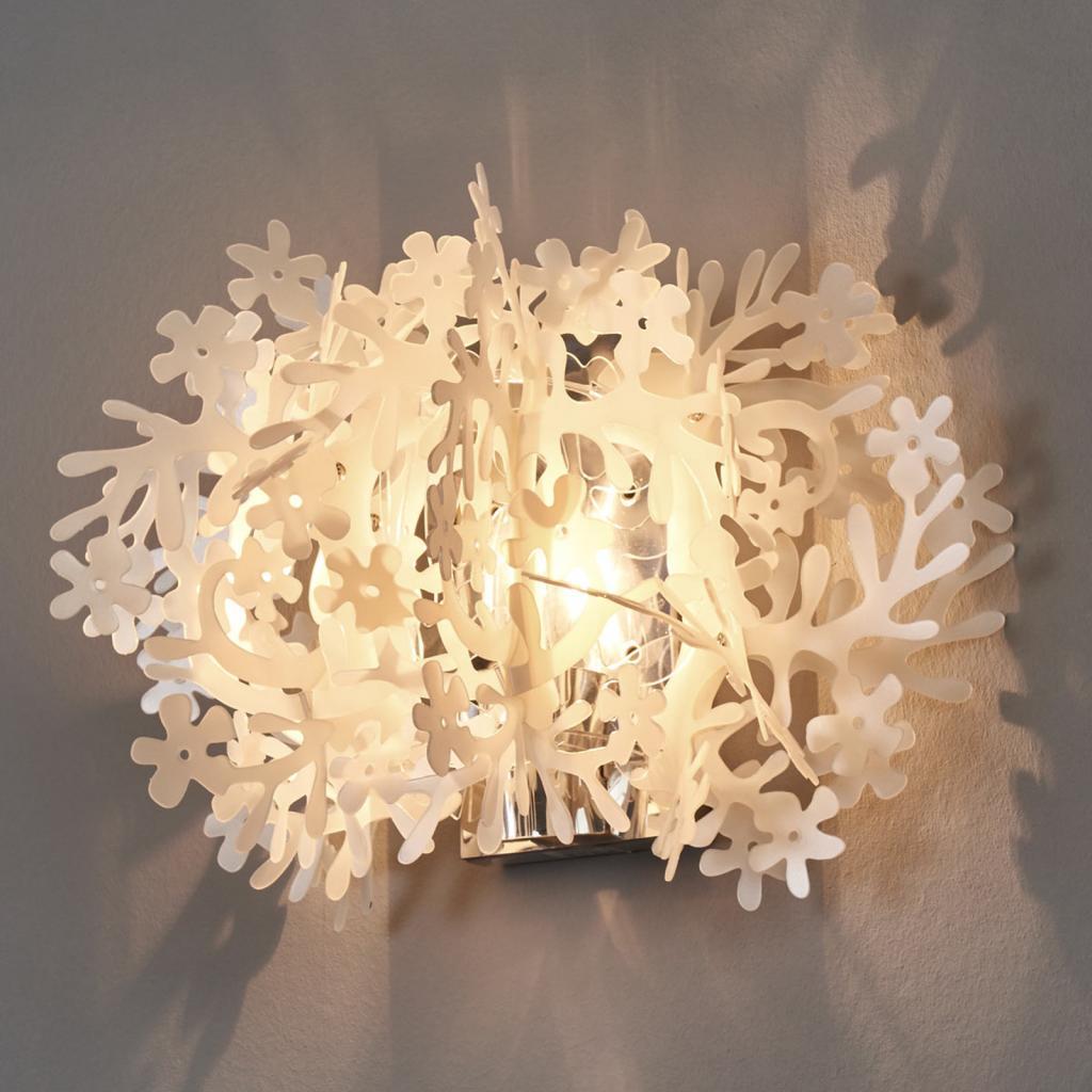 Produktové foto Slamp Slamp Fiorella Mini - designové nástěnné světlo