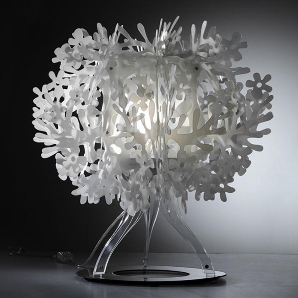 Produktové foto Slamp Slamp Fiorella - designová stolní lampa