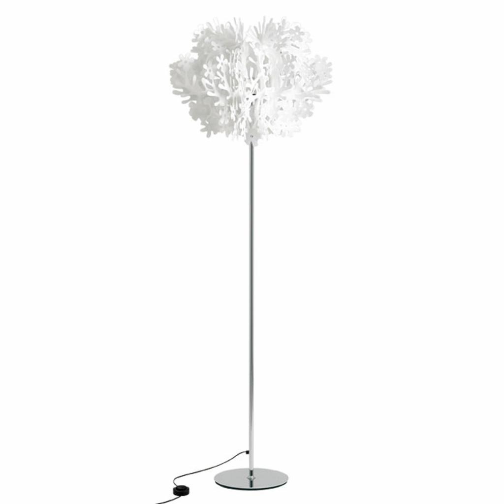 Produktové foto Slamp Slamp Fiorella - florální designové stojací světlo