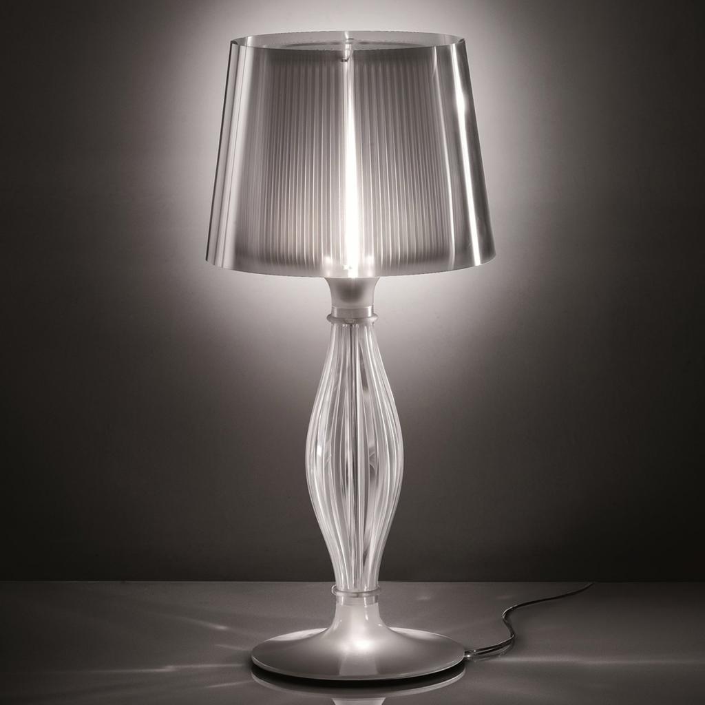 Produktové foto Slamp Slamp Liza - průhledná stolní lampa