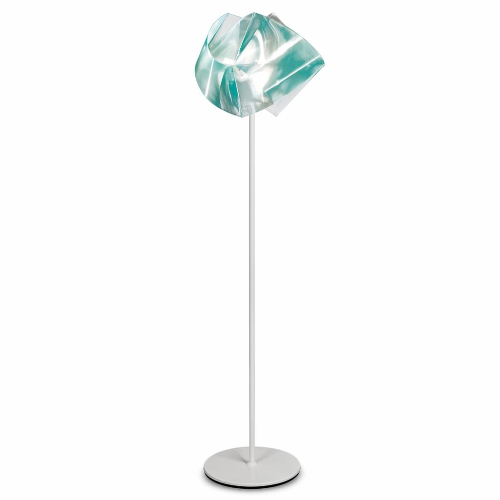 Produktové foto Slamp Slamp Gemmy Prisma - stojací lampa, zelená