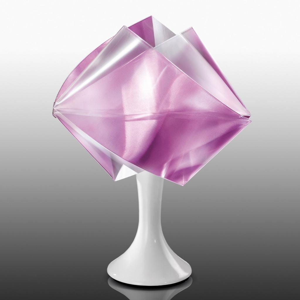 Produktové foto Slamp Slamp Gemmy Prisma - stolní lampa, fialová