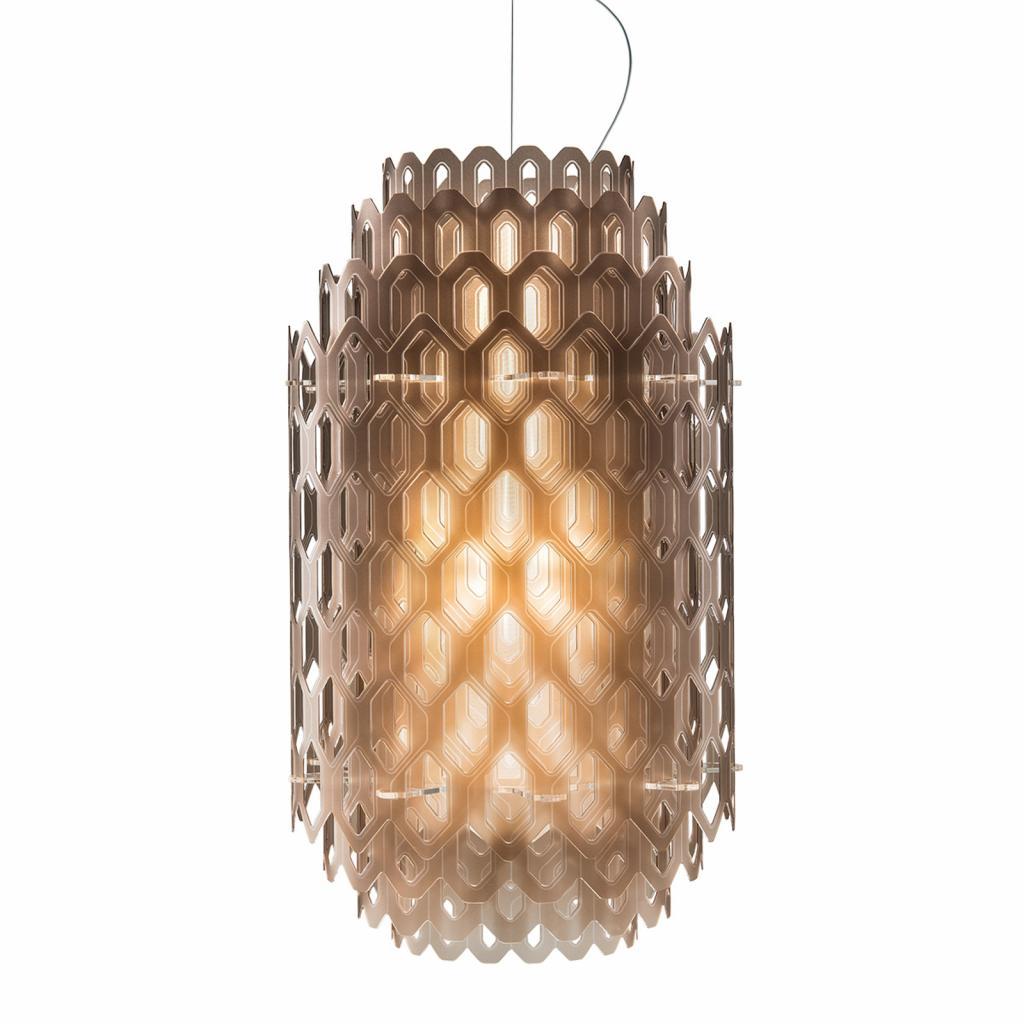Produktové foto Slamp Slamp Chantal - LED závěsné světlo, 60 cm