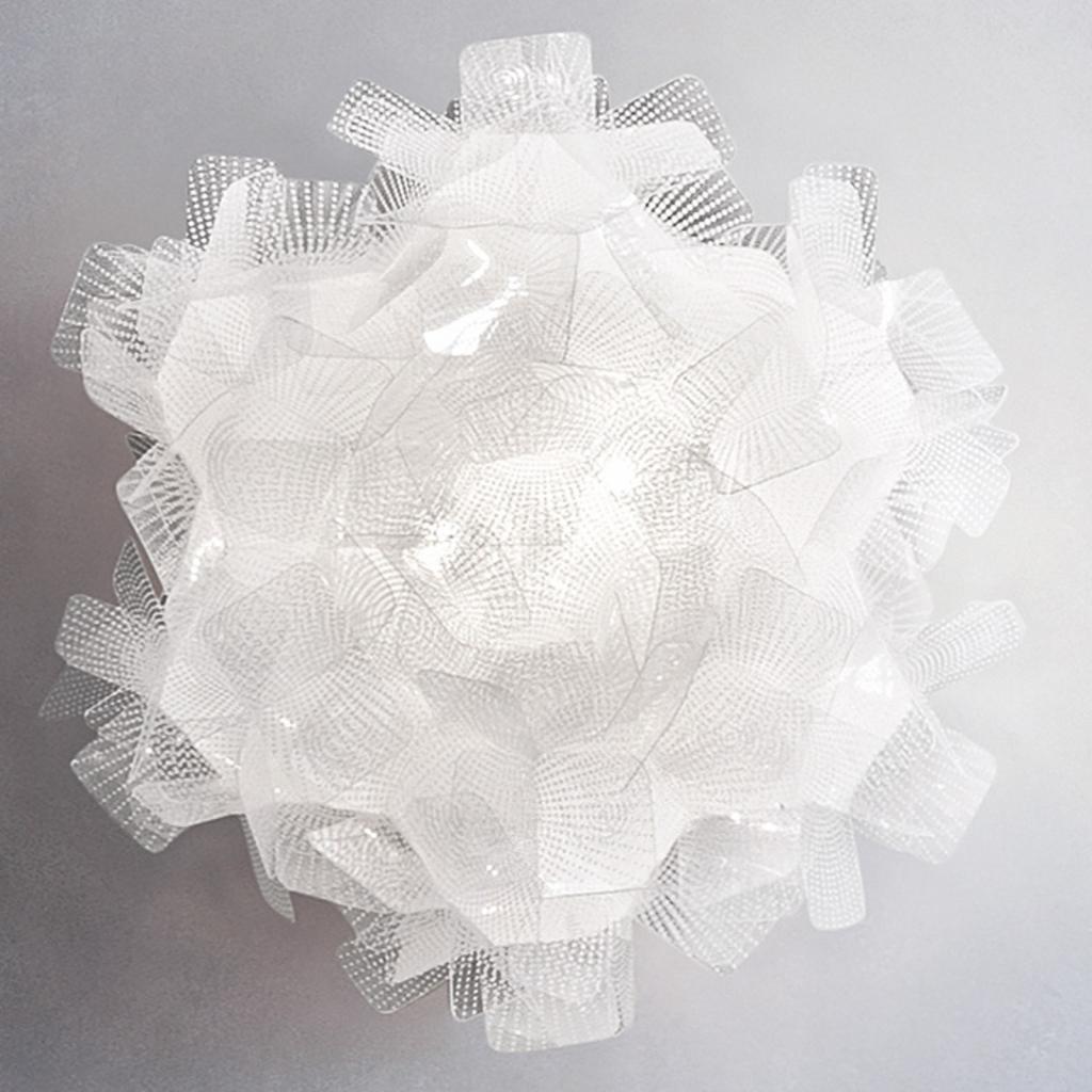 Produktové foto Slamp Slamp Clizia Pixel nástěnné světlo Ø 53 cm