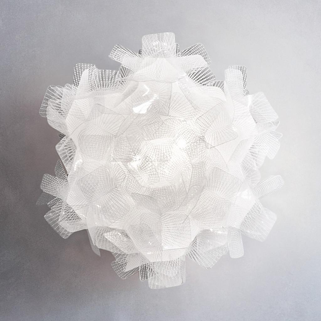 Produktové foto Slamp Slamp Clizia Pixel nástěnné světlo Ø 32 cm