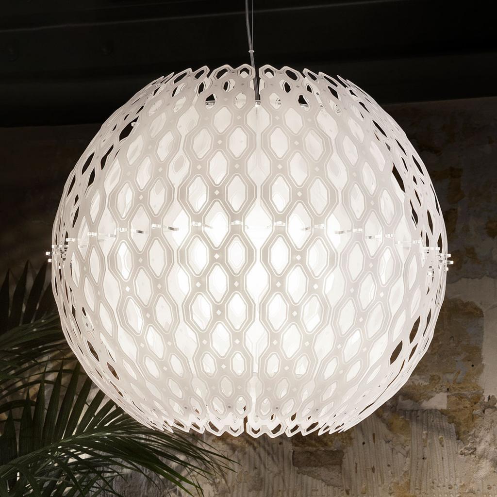 Produktové foto Slamp Slamp Charlotte Globe závěsné světlo bílé
