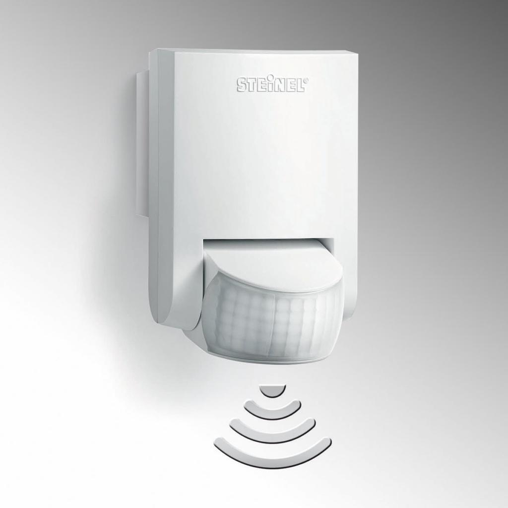 Produktové foto STEINEL STEINEL JE 130-2 Detektor pohybu, bílý