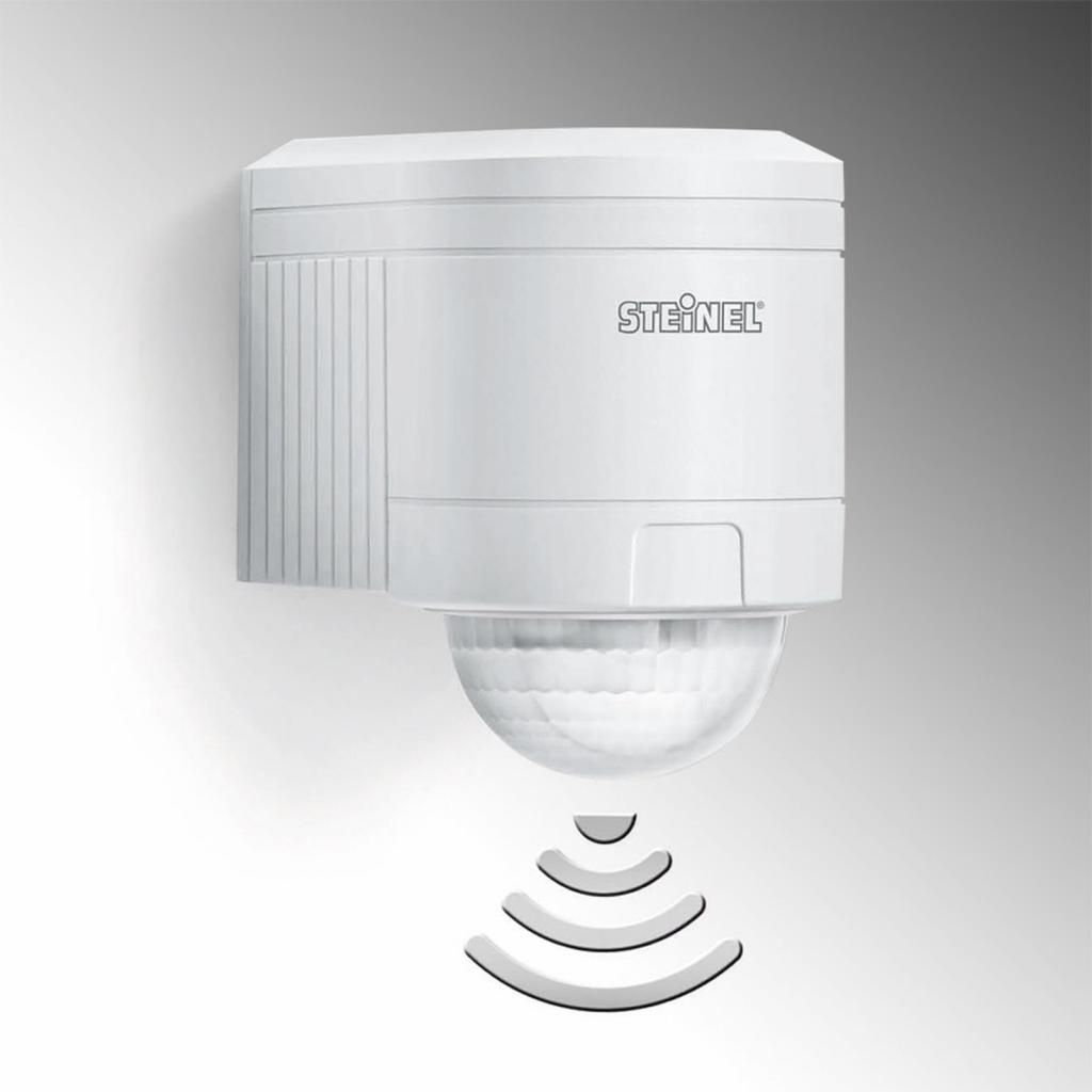 Produktové foto STEINEL STEINEL detektor pohybu JE 240 DUO, bílý