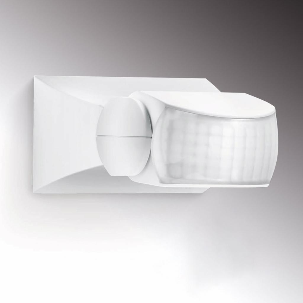 Produktové foto STEINEL STEINEL IS 1 detektor pohybu, bílý