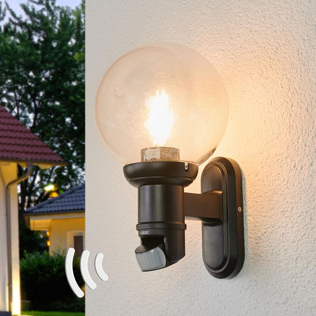 Produktové foto STEINEL STEINEL L 560 S venkovní senzorové světlo, černé
