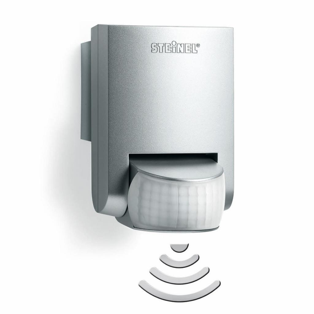 Produktové foto STEINEL STEINEL IS 130-2 detektor pohybu stříbrný