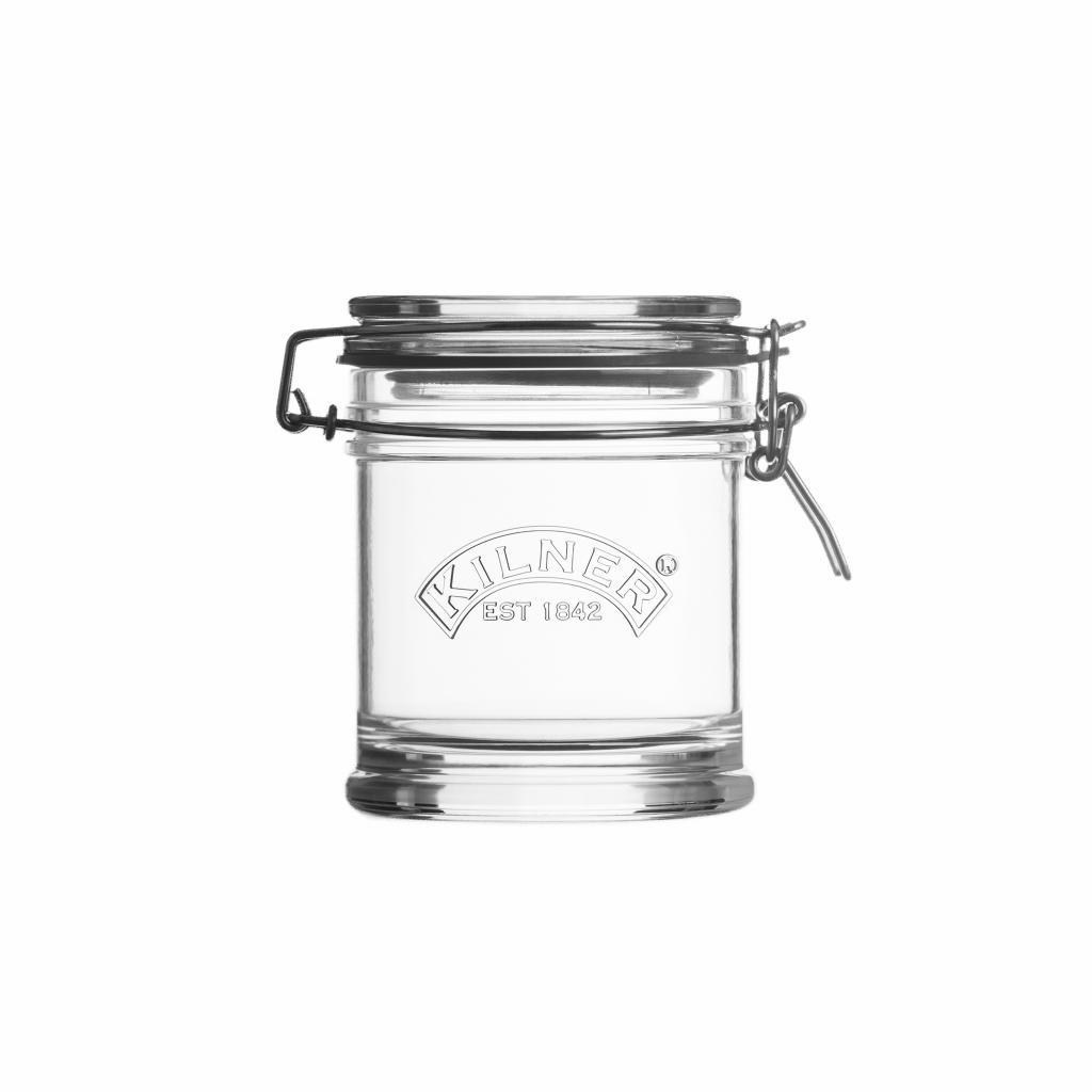 Produktové foto Zavařovací sklenice Kilner s klipem - oválná, 0,45 l