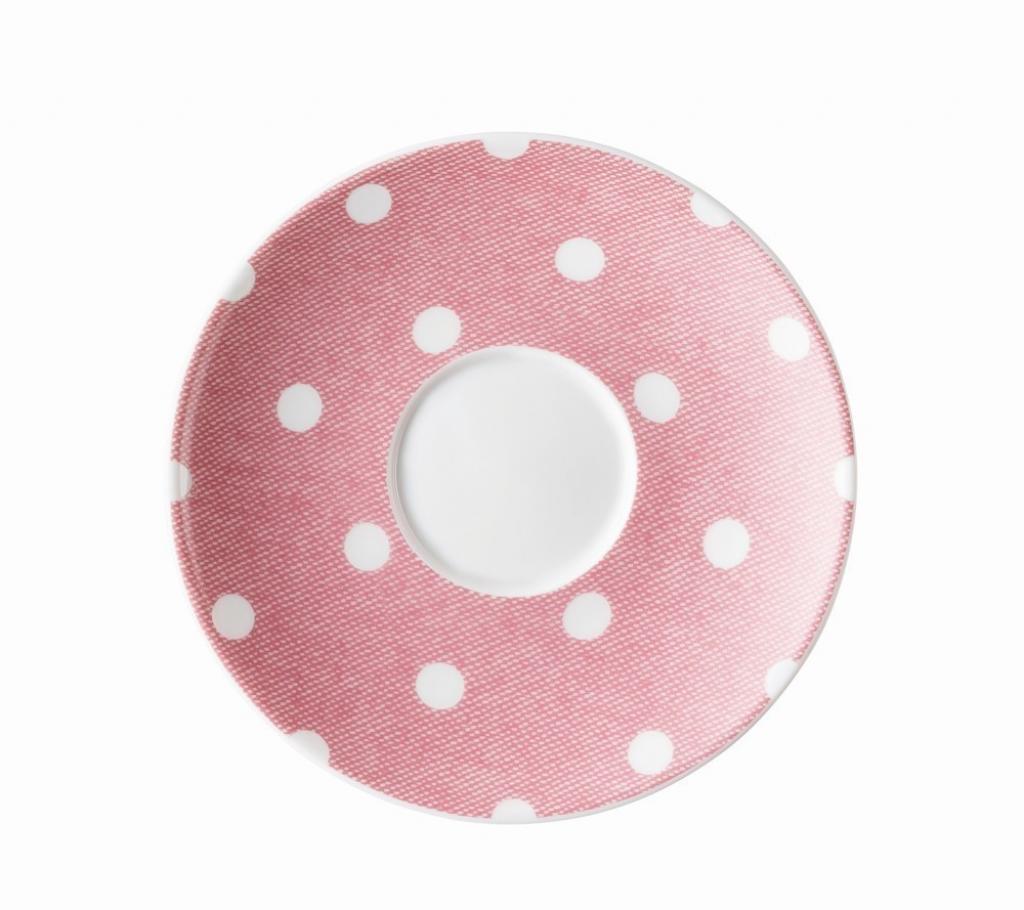 Produktové foto Rosenthal Springtime espresso podšálek Pink, ø 12 cm