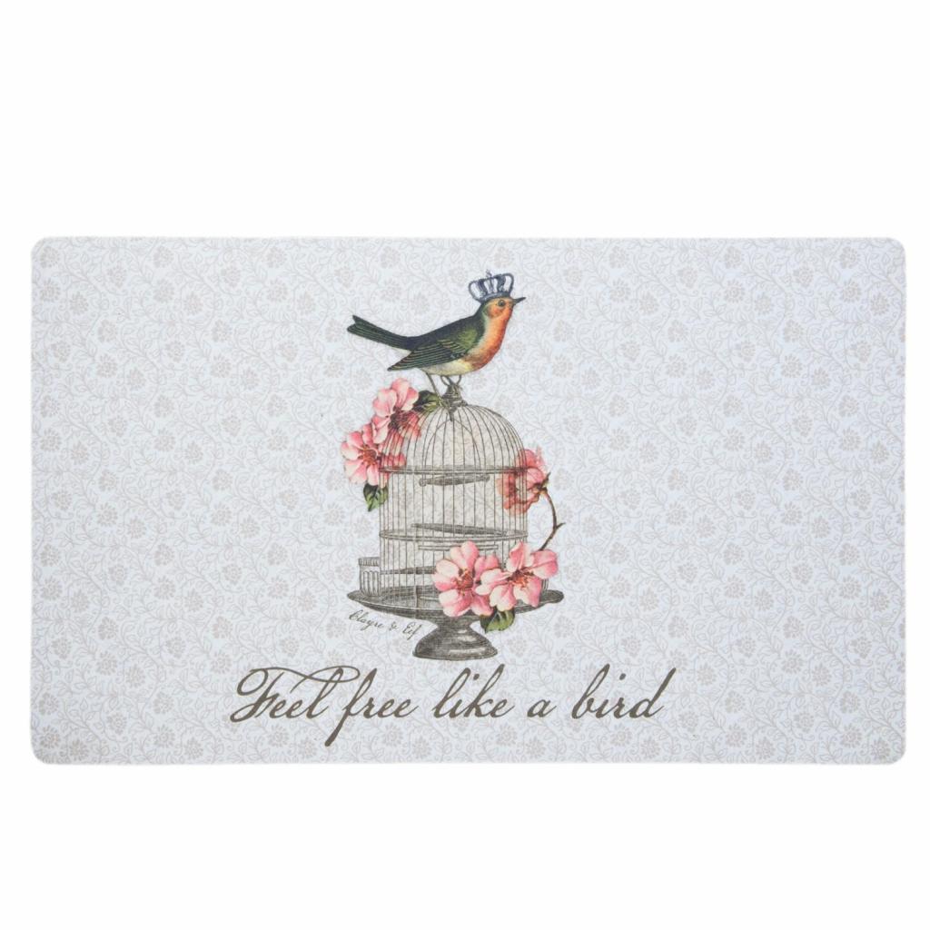 Produktové foto Podlahová rohož Like a Bird - 73 * 44 cm