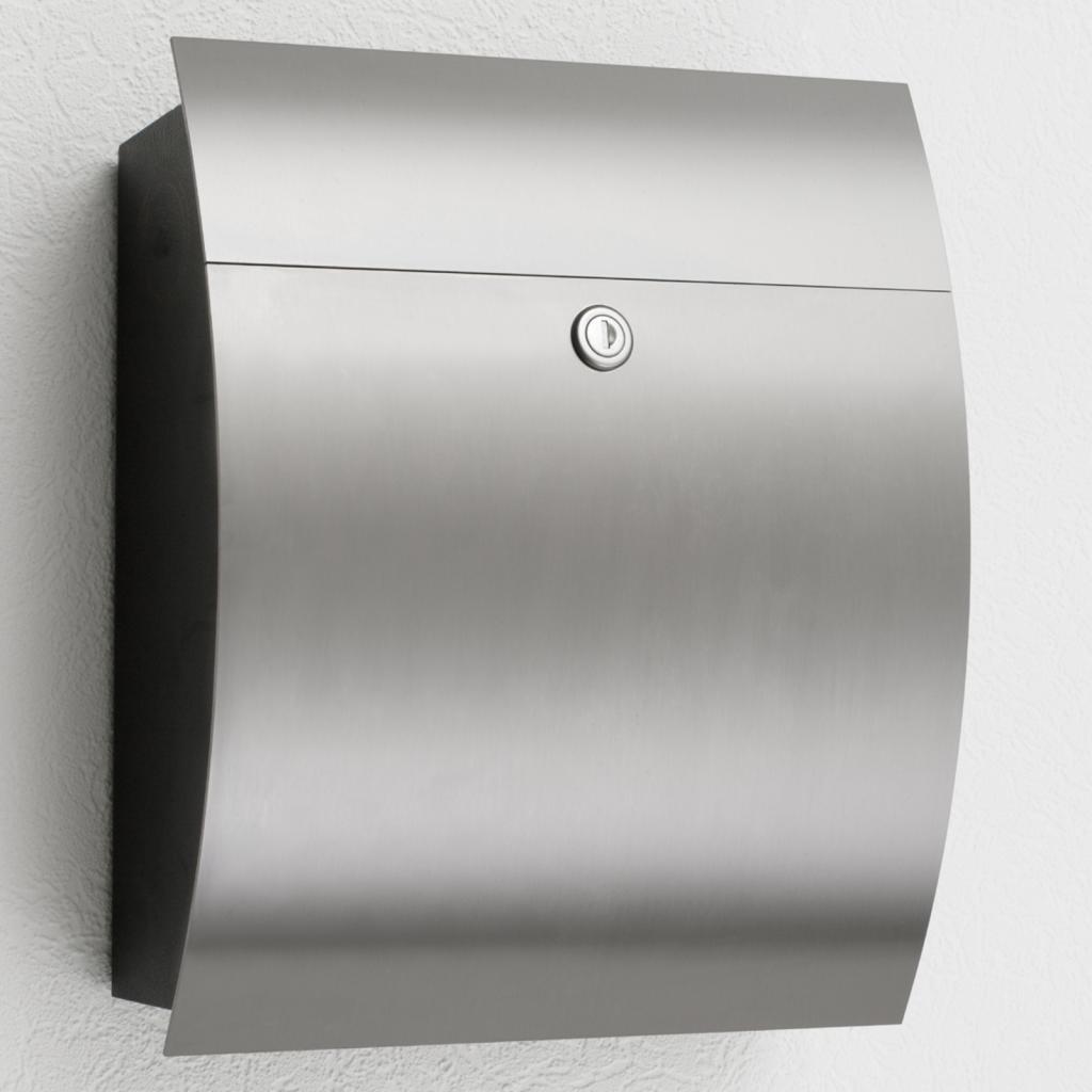 Produktové foto CMD Poštovní schránka Alani2 z nerezové oceli