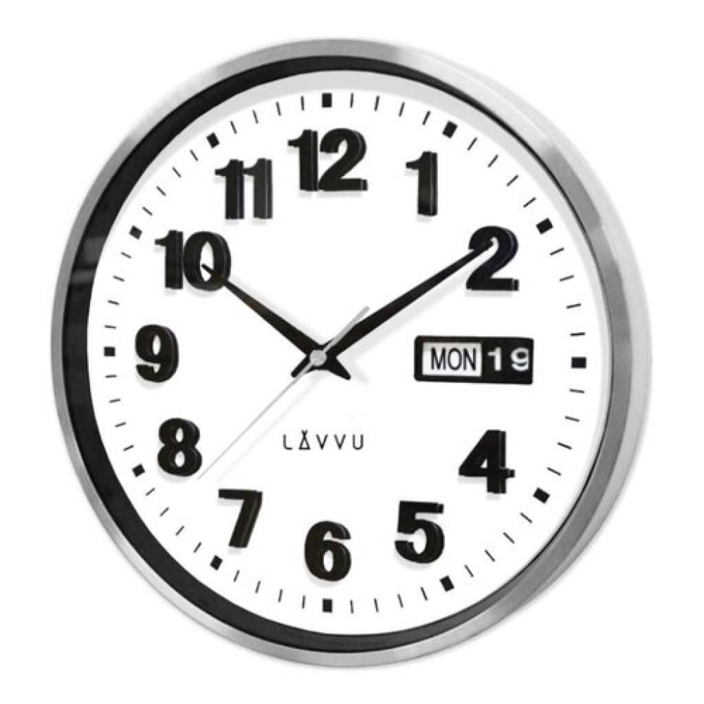 Produktové foto LAVVU DATE METAL LCT4050 kovové hodiny